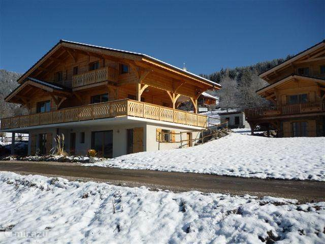 Vacation rental France, Haute Savoie, Saint-Jean-d'Aulps Chalet La Gentiane