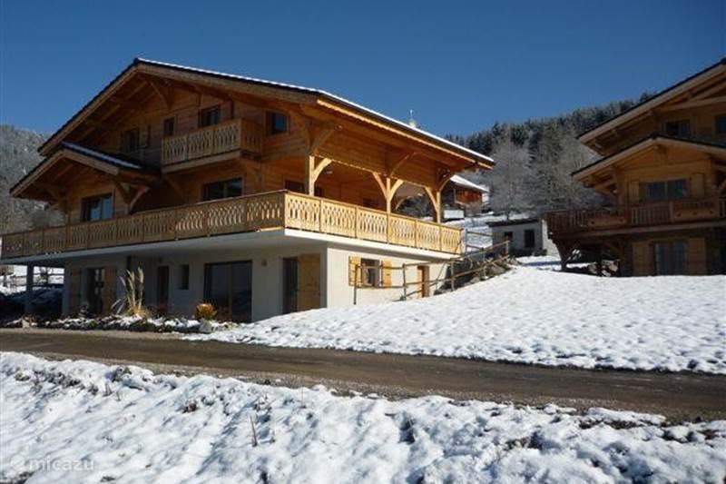 Vakantiehuis Frankrijk, Haute-Savoie, Saint-Jean-d'Aulps Chalet La Gentiane