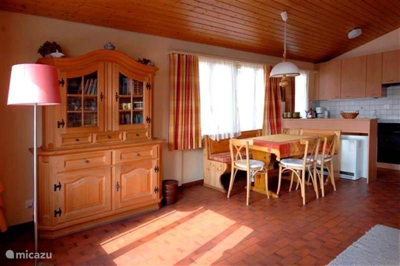 Vakantiehuis Zwitserland, Wallis, Fiesch Chalet Chalet 'Mistelhof' Bovenwoning 6pers