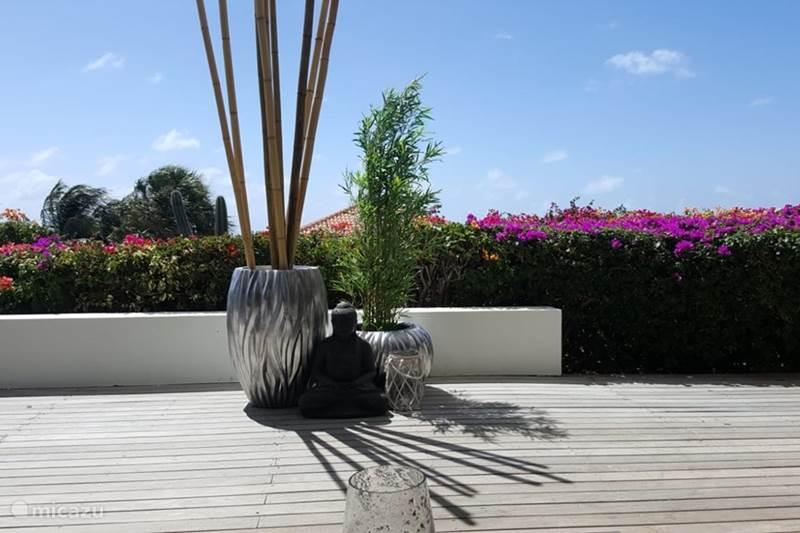 Vakantiehuis Curaçao, Banda Ariba (oost), Jan Thiel Appartement Boca Gentil Santa Cruz