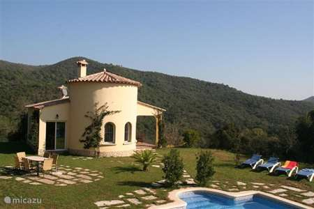 Vakantiehuis Spanje, Costa Brava, Romanya de la Selva - villa Villa d'Aro
