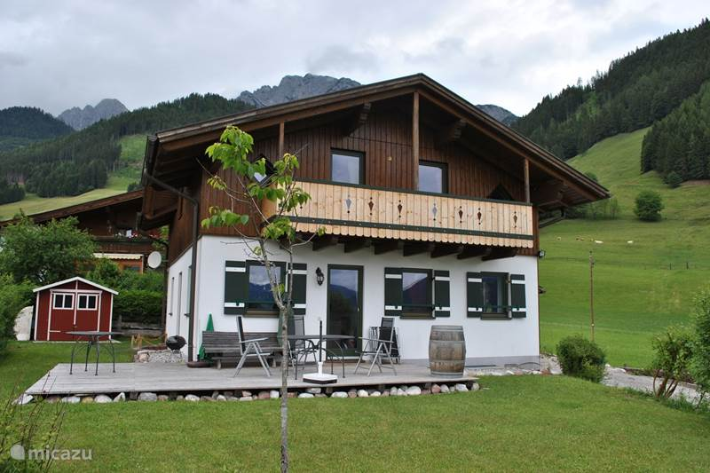 Vacation rental Austria, Salzburgerland, Leogang-Saalfelden Chalet Chalet  Olduvai