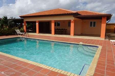 Vakantiehuis Aruba, Paradera, Rooi Afo villa Villa J van Domburg