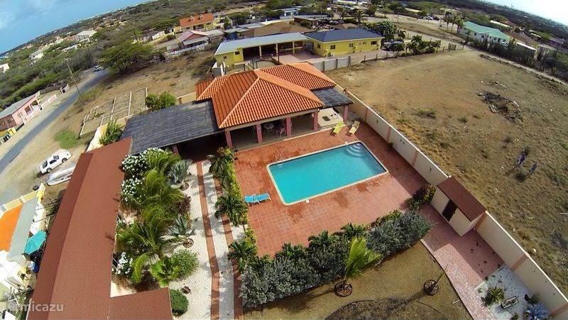 Een huis om in alle rust van je vakantie te genieten