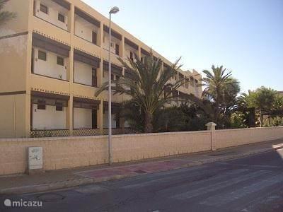 Vakantiehuis Spanje, Costa de Almería, Roquetas de Mar - appartement Club Tropicana