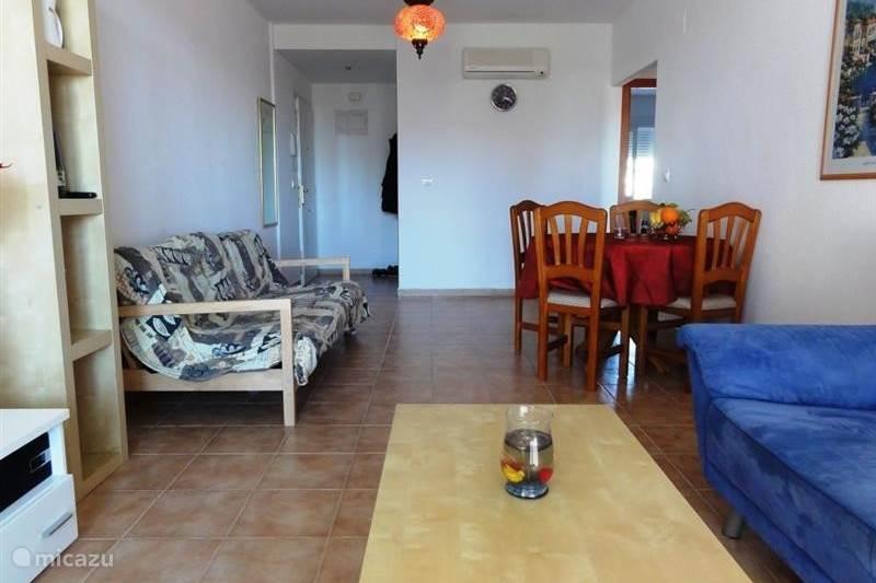 Vakantiehuis Spanje, Costa Blanca, Finestrat Appartement App. Celeste
