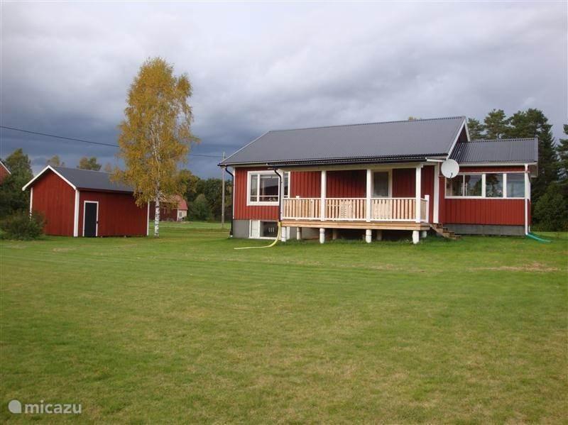 Vakantiehuis Zweden, Värmland, Eksharad - vakantiehuis Södra Loffstrand 14