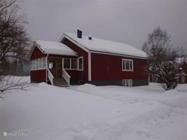 In de winter is het een mooi wit plaatje. Tijdens deze periode van het jaar is het ook hier een leuk vertoeven.