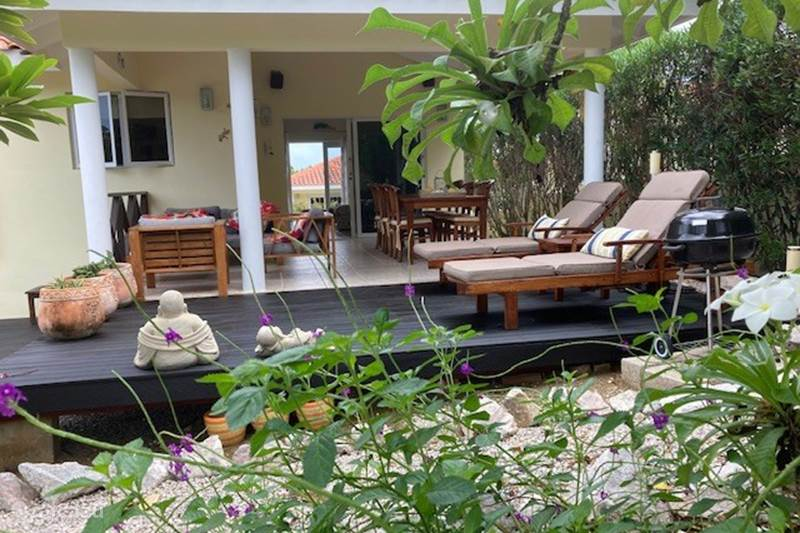 Ferienwohnung Curaçao, Banda Ariba (Ost), Jan Thiel Villa Villa Atardi