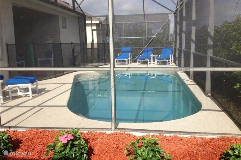 Vakantiehuis Verenigde Staten, Florida, Kissimmee Villa Villa 'Mickey's Holiday Home'