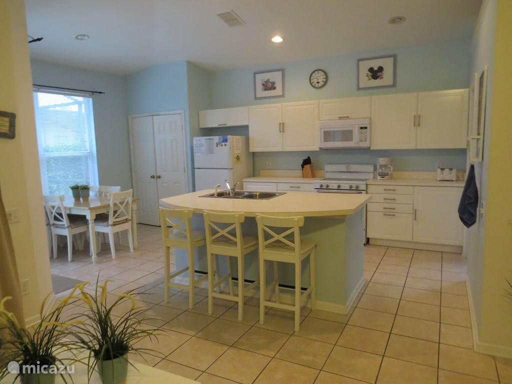 Keuken ( geinstalleerd Juli 2015 )