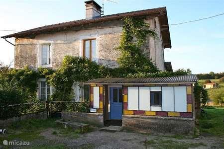 Vakantiehuis Frankrijk, Vogezen, Hennezel vakantiehuis Ferme Pauchard