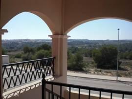 Uitzicht vanuit de woning is geweldig.