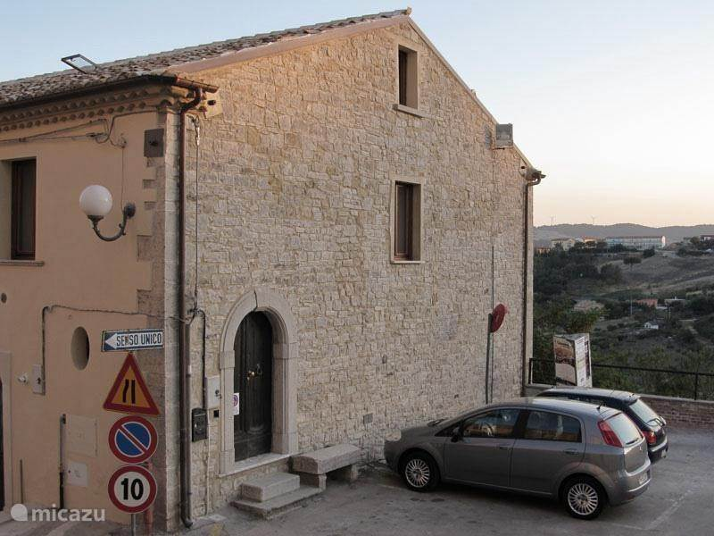 Vacation rental Italy, Molise, Casacalenda holiday house Casa Molise