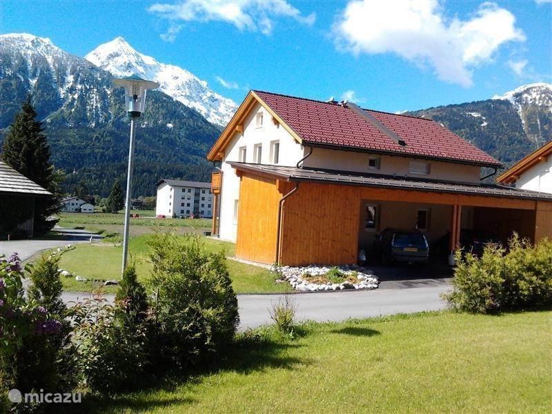 Ferienwohnung Österreich, Kärnten, Kötschach-Mauthen Chalet Chalet am Sonnenpiste