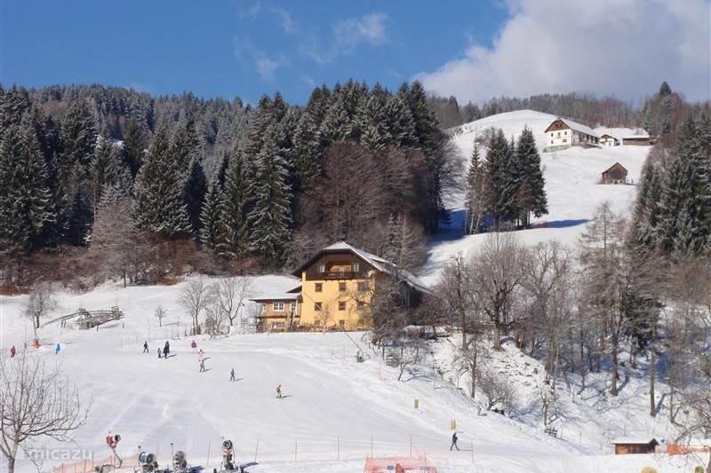 Vacation rental Austria, Carinthia, Kötschach-Mauthen Chalet Chalet am Sonnenpiste