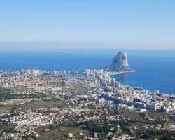 Geschiedenis van Calpe, Alicante, Costa Blanca, Provincie Valencia
