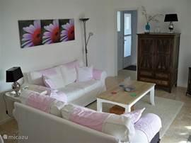 Zeer gezellige woonkamer