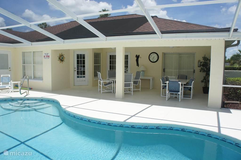 Vacation rental United States, Florida, Inverness Villa Golfvilla The Sun