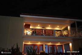 MaBoJo Terrace by night seen from swimming pools, beautiful picture!