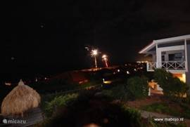 Fantastic views by night