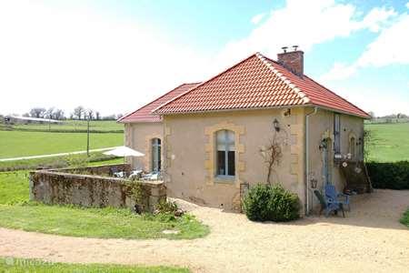 Vakantiehuis Frankrijk, Nièvre – gîte / cottage Gite Domaine de Savigny