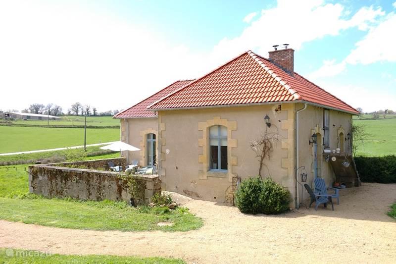 Vakantiehuis Frankrijk, Nièvre, Saint-Saulge Gîte / Cottage Gite Domaine de Savigny