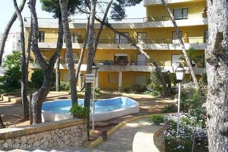 Vakantiehuis Spanje, Costa Blanca, Moraira appartement Appartement  centrum van Moraira