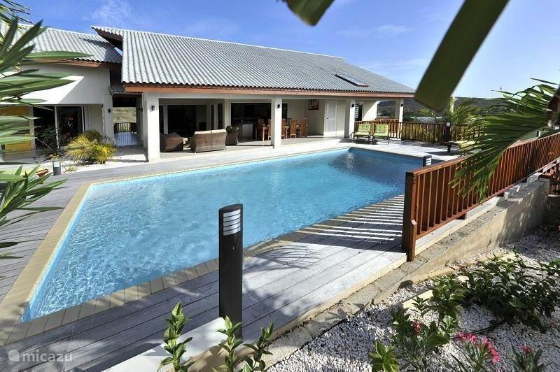 Vakantiehuis Curaçao, Banda Ariba (oost), Seru Bottelier villa Vakantiehuis Villa Estabon (8p +4p)