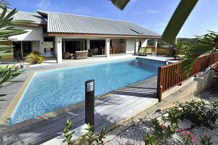 Vakantiehuis Curaçao, Banda Ariba (oost), Mambo Beach - villa Vakantiehuis Villa Estabon (8p +4p)
