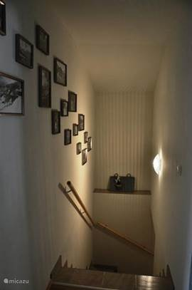 Hall with stairs to first floor