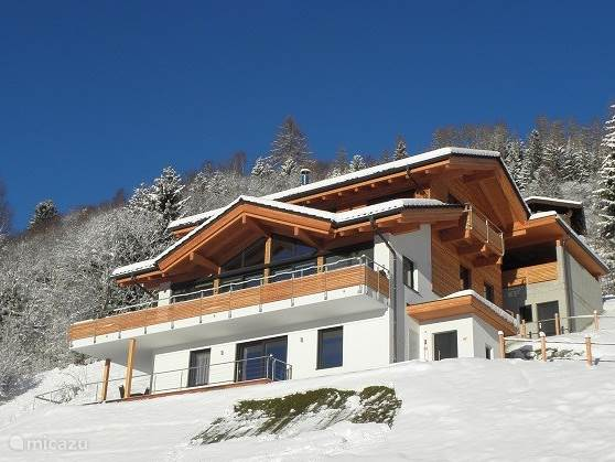 Vacation rental Austria, Salzburgerland – chalet Alpenchalet am Wildkogel - Appartement Kristall
