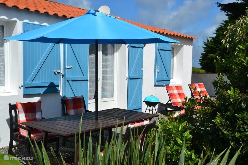 Ruim vakantiehuis aan de franse kust