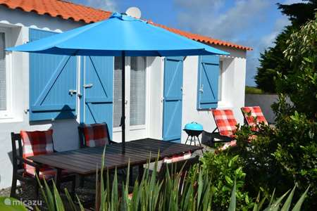 Vacation rental France, Vendee, Beauvoir-sur-Mer holiday house Au Passage du Gois