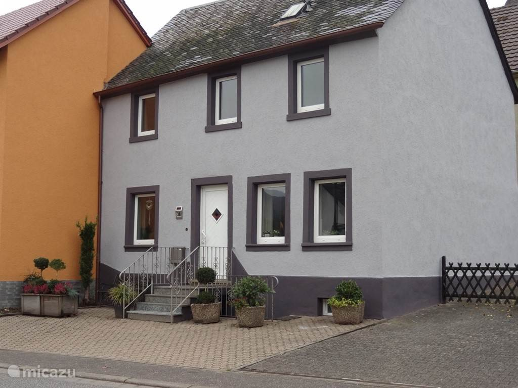 Vacation rental Germany, Moselle, Bengel - holiday house Bengel