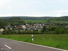 Back in Bengel see you in this way the village ahead of you.