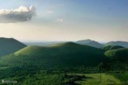 De streek in Midden Frankrijk, de Auvergne
