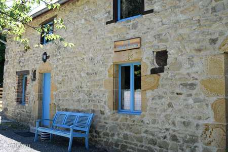 Vakantiehuis Frankrijk, Puy-de-Dôme, Saint-Hilaire-près-Pionsat - boerderij Vakantiehuis 'la petite Chouette'