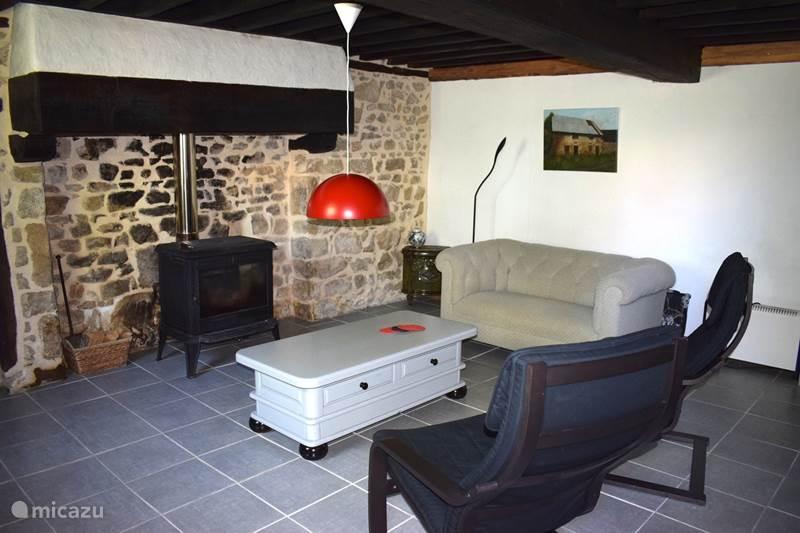 Vakantiehuis Frankrijk, Puy-de-Dôme, Saint-Maigner Boerderij Vakantiehuis 'la petite Chouette'