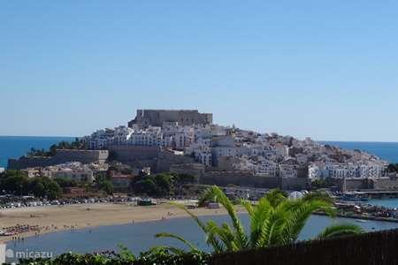 Vakantiehuis Spanje, Costa del Azahar, Peñiscola appartement Droomappartement aan zee!
