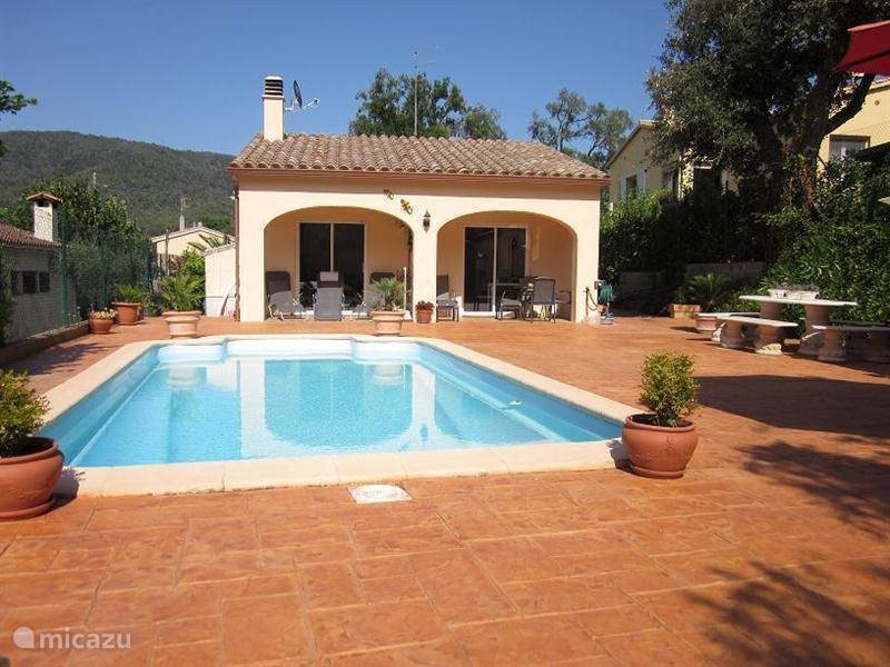 Vakantiehuis Spanje, Costa Brava – villa Villa Morena
