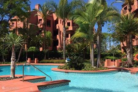 Vakantiehuis Spanje, Costa del Sol, Marbella - appartement Alicate playa strand