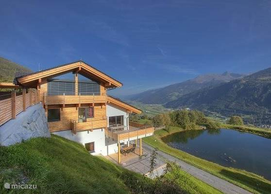 Alpenchalet am Wildkogel with wonderful views over the National Park Hohe Tauern and the Salzach.