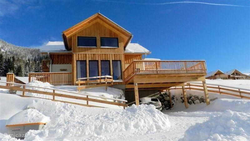 Vacation rental Austria, Styria, Hohentauern Chalet Chalet Sonnenheim