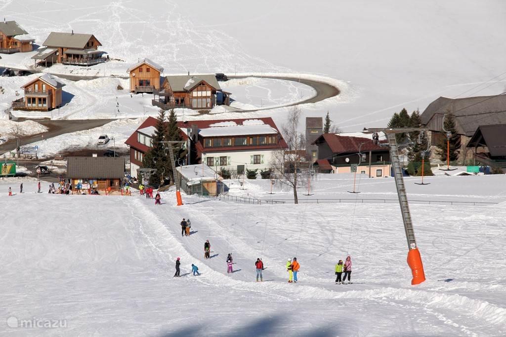 Ski-in en ski-out