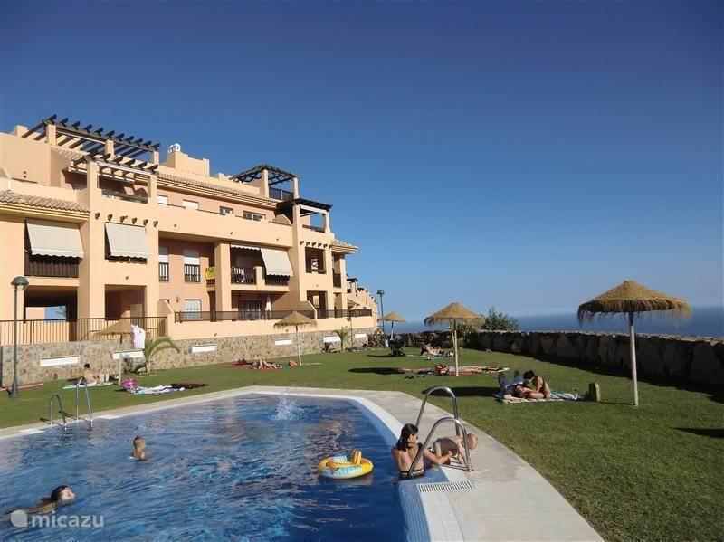 Vakantiehuis Spanje, Costa del Sol, Malaga - appartement Colinas de Procusan