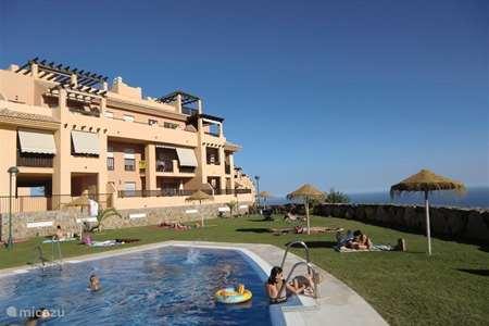 Vakantiehuis Spanje, Costa del Sol, Malaga appartement Colinas de Procusan
