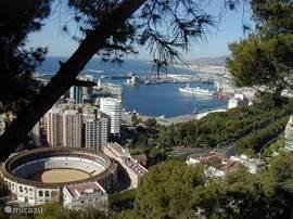 Málaga is een schitterende provincie én stad. Je rijdt vanaf het appartement in zo'n 20 min naar Málaga centrum. Hier is genoeg te zien, spelen en te eten en te drinken.