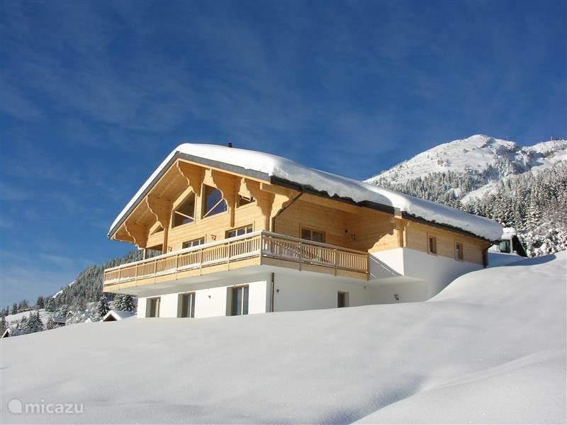 Vakantiehuis Zwitserland, Vaud, Leysin chalet Chalet Vol de Rêve (Droomvlucht)