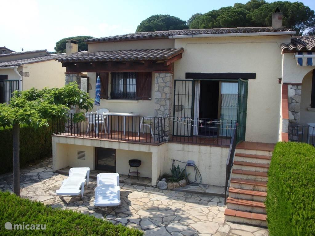 Vakantiehuis Spanje, Costa Brava, L'Estartit vakantiehuis Casa d'Or